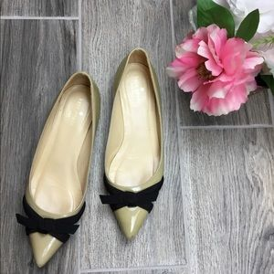 KATE SPADE Slip On Pointed Flats